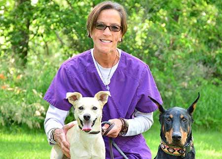 Staff at Crystal Lake Veterinary Hospital